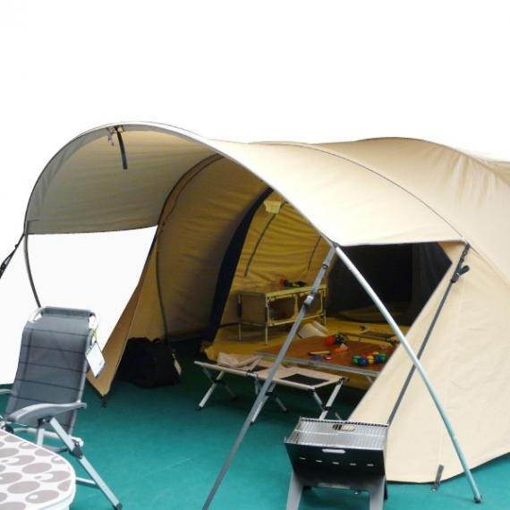Pare Soleil Biscaya 440   Tente de Camping