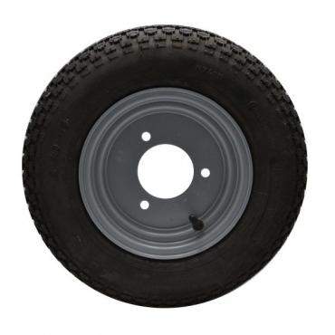 Ch?ssis & roue - Accessoire de remorque